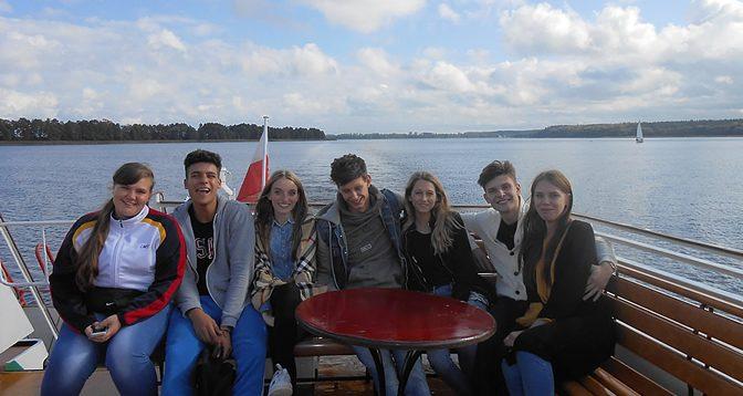 Deutsch-Polnischer Schüleraustausch 2015