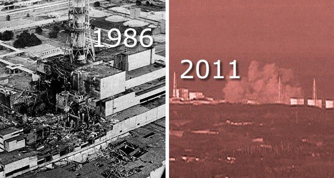 Gedenktage für Tschernobyl und Fukushima