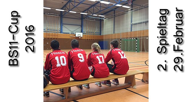 BS11-Cup 2016 | Tag 2 – 44 Tore