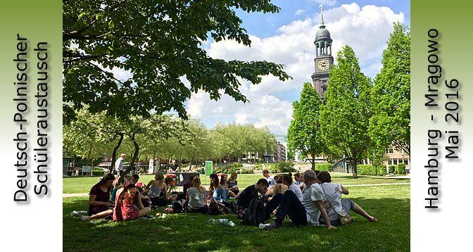 Schüleraustausch Hamburg-Polen