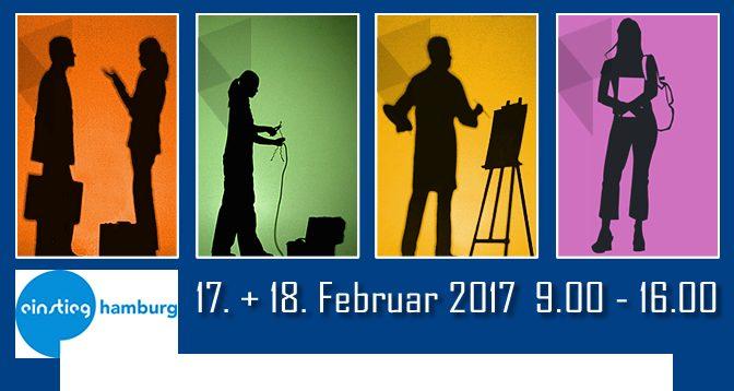 """Messe """"Einstieg""""  17.  + 18. Februar 2017"""
