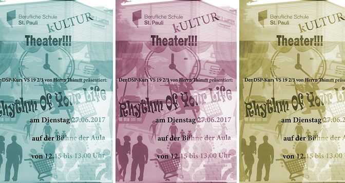 Theatervorführung in der Aula | Di, 27. Juni 2017