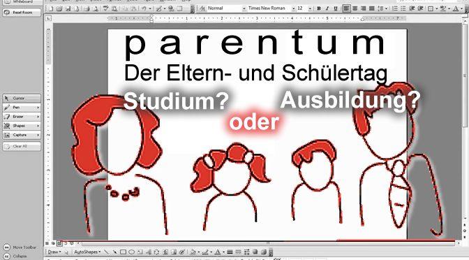 Berufs- & Studienwahl Do., 5.10.2017