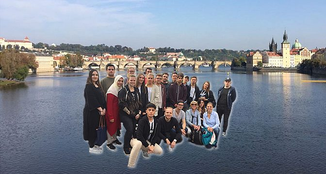 Klassenfahrt Prag 2017 | BG 18-2