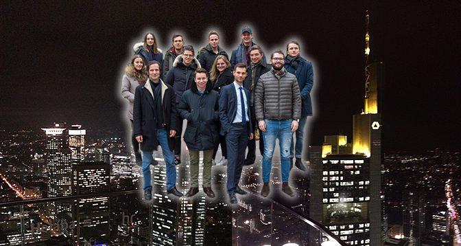 Studienfahrt Frankfurt | November 2017