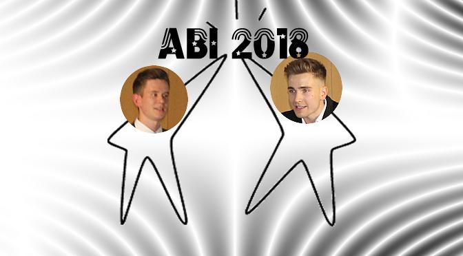 Abiturrede 2018   Timothy & Justus   BG 18-3