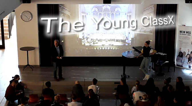 The Young ClassX   KickOff   28. August 2018