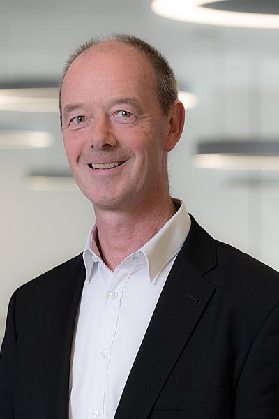 Abteilungsleiter Recht Bernd Stüben