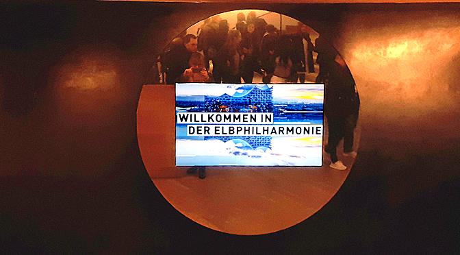 Elbphilharmonie Schulkonzert | Nov. 2018
