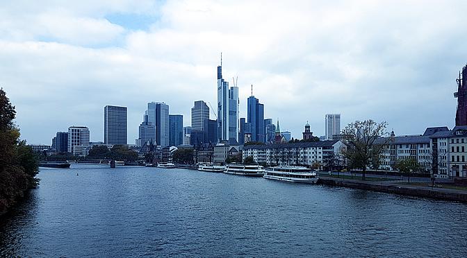 Studienfahrt Frankfurt   Okt. 2018