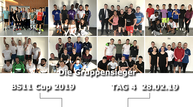 BS11-CUP 2019 | Tag 4 | Do., 28.02.19