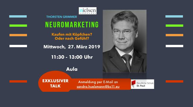 #next: Neuromarketing | Mi., 27.03.19 | 11:30 | Aula