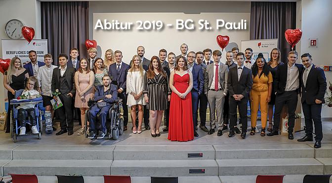 BG St. Pauli | Abiturfeier 2019