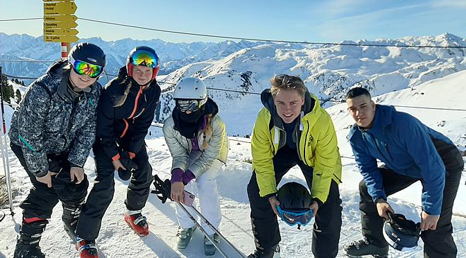 Einfach toll | Skireise 2020