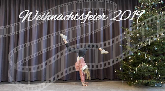 Weihnachtsfeier 2019 | Ein Musikvideo